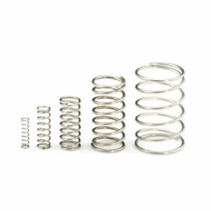 Compression Spring 304 Stainless Steel Pressure Small Springs 0.8mm Wire parts