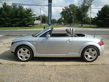 2001 Audi TT Roadster AWD Salvage Rebuildable Repairable