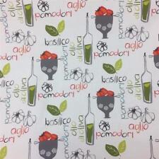 Pomodori Tutti Frutti Fabric By Prestigious Textiles