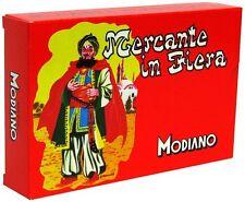 Carte MODIANO Mercante in Fiera