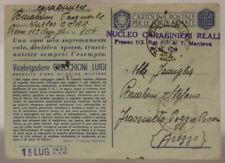 Storia postale del Regno d' Italia reali