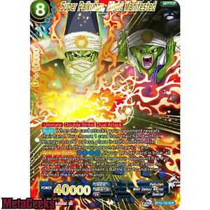 Dragon Ball Super Card Game BT12-152 SCR Super Paikuhan, Might Manifested