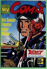 MV--Comix-- 1969 -- Heft 10 --Asterix ist wieder dabei -Mit Sammelecke --