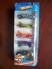 Hot Wheels Dragon Destroyer 5-Pack 2012 Unopened