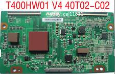 Original AUO T-con Board T400HW01 V4 CTRL BD 40T02-C02 AUO T400HW01 L40DR93