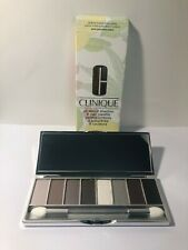 Clinique all about shadow 8-pan palette *wear everywhere greys* Full Size NIB