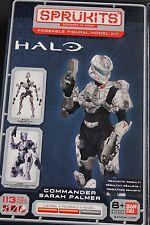 Sprukits Halo Level 2 Sarah Palmer Model Kit    BANDAI AMERICA ( 113 PCS )