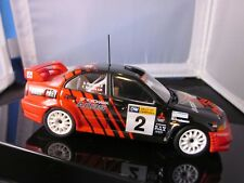 Mitsubishi Lancer Evolution VI Rally of Canberra AUTOart  scale 1/43