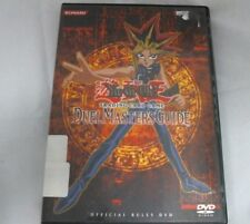 Yu-Gi-Oh Duel Masters Guide Official Rules and Tips DVD.
