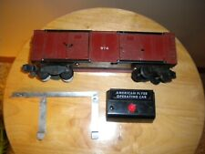 American Flyer  #974 operating boxcar AFL
