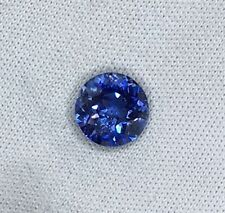 Sri Lanka Excellent Cut Round Loose Sapphires