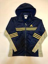 Adidas Felpa tuta Jacket vintage anni 90 Taglia S
