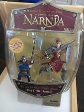 Disney Chronicles of Narnia Lion Witch Wardrobe King Peter Pevensie figure toy