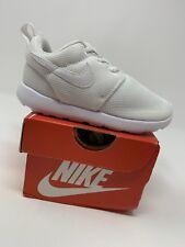 TODDLER BOYS: Nike Roshe One Shoes, White - Size 8c 749425-102