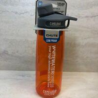 Blue 25 oz. RackSpace UNA Proficimus CFO Water Bottle CamelBak Chute .75L