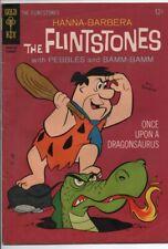 Gold Key Comics Hanna-Barbera The Flintstones #32 Feb. 1966 VG