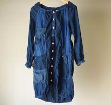 Tsumori Chisato Japanese Brand, Long Silk Blend Cute Dress, Free Shipping