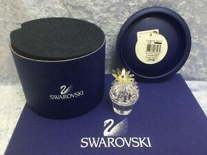 Swarovski Flowering Cactus - 7484000001 / 291549. Retired 2004. MIB