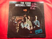 M-74 THE CHAD MITCHELL TRIO At The Bitter End .... KL-1281........ MONO .. LIVE