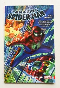 Amazing Spider-Man Worldwide Vol. 1 Marvel Graphic Novel Comic Book