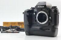 [Near Mint] Nikon F4E 35mm SLR Film Camera Body Black w/ MB-23 From JAPAN 185