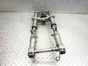 2001 99-03 Kawasaki Ninja ZX7R ZX750 Front Fork Tubes Suspension Triple Tree