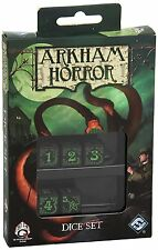 GDT Boardgame - Arkham Horror - Dice Set Set Dadi - Fantasy Flight - NUOVO