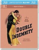 Double Indemnity - The Masters of Cinema Series Blu-Ray (2012) Fred MacMurray,