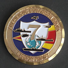 Challenge Coin Medal PHIBRON Amphibious Squadron Seven 7 United States US Navy