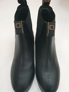 Dublin Foundation Jodhpur Boots-Black-7