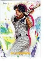 DJ LeMahieu 2020 Topps Inception 5x7 #43 /49 Yankees