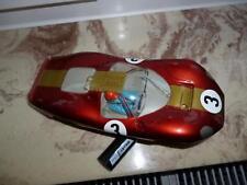 Carrera 124 & Exc.  Ford 3l mit einer Slotclassic Schachtel  !!!