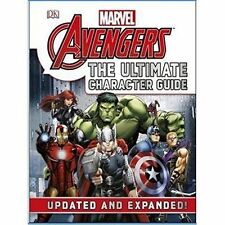 Marvel The Avengers The Ultimate Character Guide by DK (Hardback, 2015)