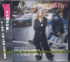AVRIL LAVIGNE - Let go - CD 2002 MADE IN CHINA SEALED SIGILLATO (D2)