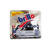 6 x Packs Of Johnson's Brillo Pads, 10 Multi-Use Soap Pads Cleaning Household