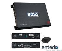 BOSS AUDIO R2000M Monoblock Verstärker Endstufe Amplifier Car Auto KFZ PKW NEU