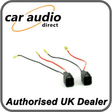 Connects2 CT55-FD01 Speaker Loom Adaptor Plugs 1 Pair for Ford Mondeo/Focus