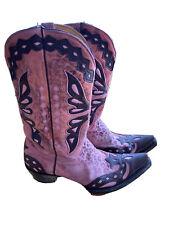 Señoras Old Gringo botas de vaquero