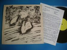 FLOWMOTION AN ALBUM OF CONTEMPORARY AND ELECTRONIC MUSIC 1982 LP + INSERT