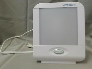 Vintage Verilux Happy Light Comfort Therapy Lens Model VT10 No Box