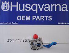 Genuine Oem Husqvarna / Poulan / Craftsman Oem 530071633 Carburetor Ght 220