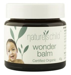 Baby Organic Wonder Balm for all scrapes and rashes 45g by Nature's Child