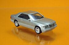Herpa 038782 Mercedes Benz E 320 Coupe C124 silbermetallic Scale 1 87 NEU OVP