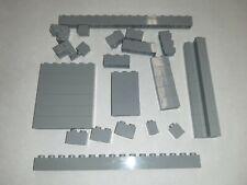 lego light grey brick bundle