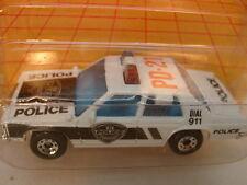 1987 MATCHBOX SUPERFAST #16 FORD LTD POLICE PD-21 MOC
