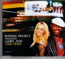 (BJ938) Intenso Project, Your Music - 2003 CD