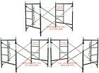 CBM Scaffold 3 set Masonry Frame Sets 5' X 5'X 7' Snap On Cross Brace
