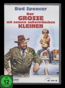 DVD BUD SPENCER - DER GROSSE MIT SEINEM AUSSERIRDISCHEN KLEINEN - alte FSK * NEU