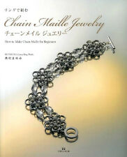 Japanese Book Chain Maille Jewelry Pattern