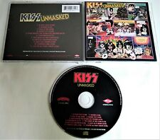 KISS Unmasked Uriah Heep Triumph Sweet White Lion Autograph Night Ranger
